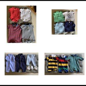 Ralph Lauren Set of Baby Clothes